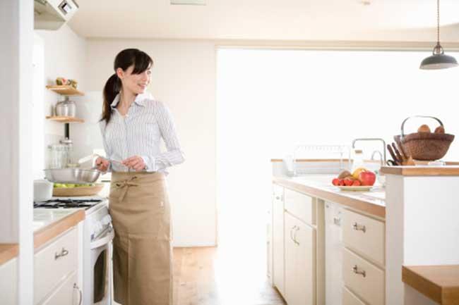 खाना पकाने की दिशा