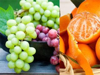 संतरा और अंगूर साथ में खाएं, डायबिटीज दूर भगाएं!