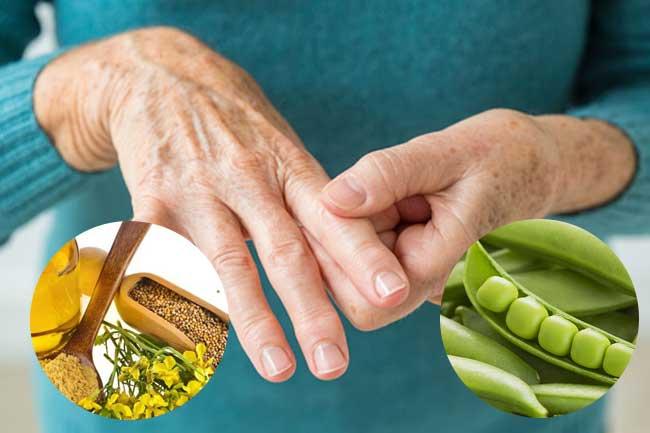 सर्दियों में अंगुलियों की सूजन दूर करने के उपाय