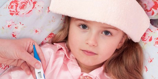 flu in kids