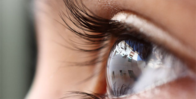 Cure eye diseases with simple exercises