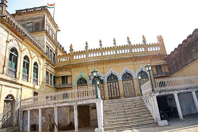 Kothi at Qila Mahmudabad, Uttar Pradesh