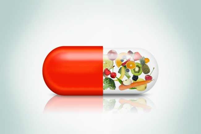 दवाईयां और खाद्य पदार्थ