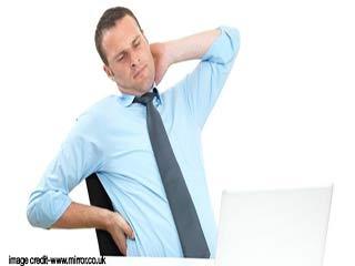 पीठ के दर्द को घर पर कैसे कम करें