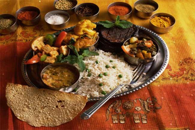 भारतीय खाना और इसका इतिहास