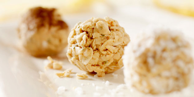 power pack balls with oats