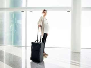 गर्भावस्था के पहले तीन महीनों में यात्रा