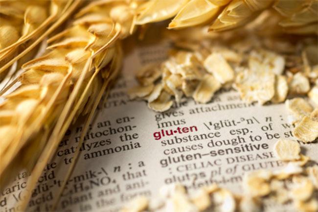 ग्लूटेन युक्त खाद्य पदार्थ