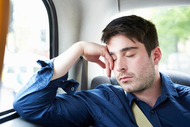 तनाव और थकान के कारण
