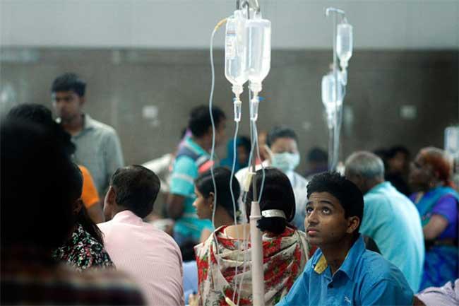 अस्पताल से बीमारी