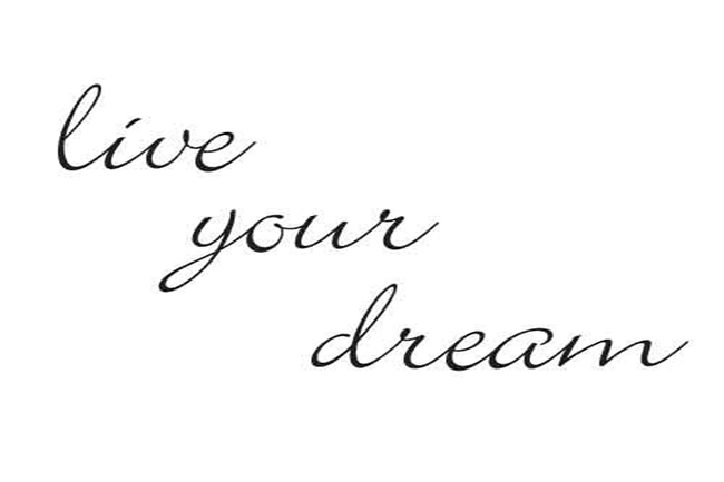 सपनों को पूरा करें