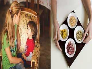 बच्चों के स्वास्थ्य के लिए आयुर्वेद