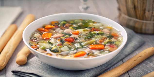 माइनस्ट्रोन सूप