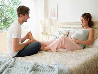 गर्भावस्था का पंद्रहवा हफ्ता