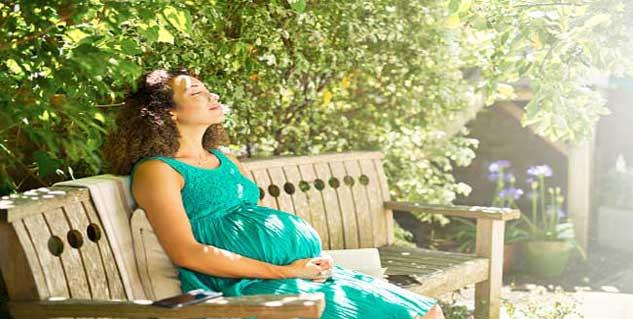 गर्भावस्था में