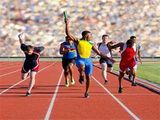 ओलंपिक खिलाडि़यों से सीखें जीवन के पाठ