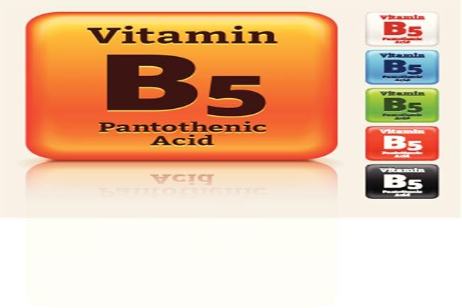 विटामिन बी 5 की आवश्यकता