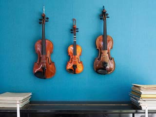 Décor tips: how to decorate your room in musical style