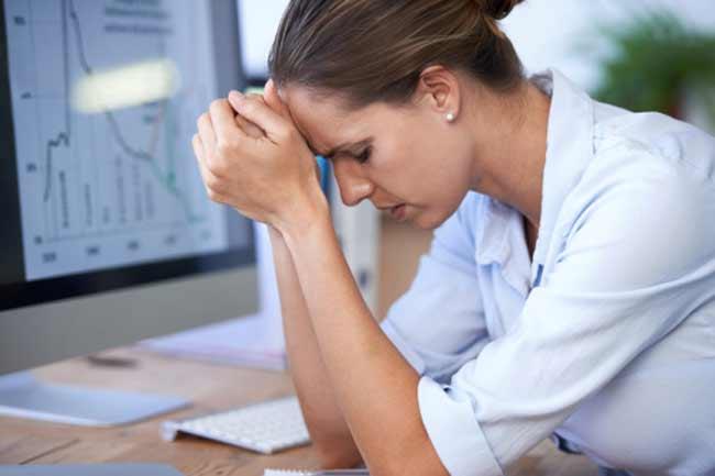 नौकरी का तनाव और इंसान
