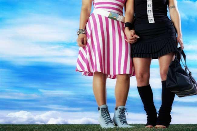 लेयर्स स्कर्ट ट्राय करें