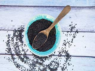 Here is why you should include black rice in your diet