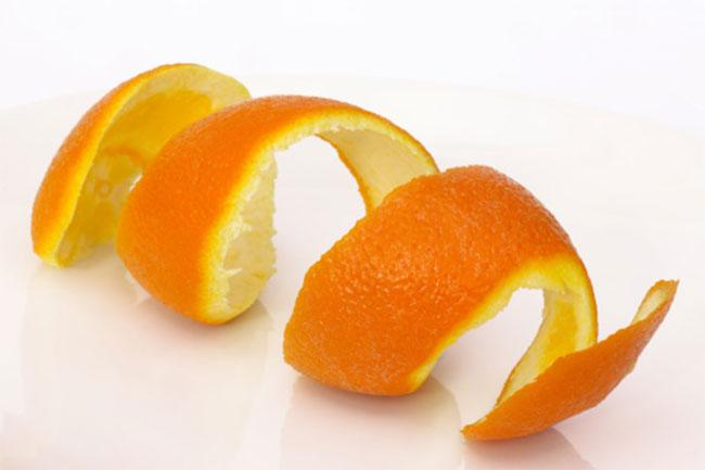संतरे के छिलके का पानी