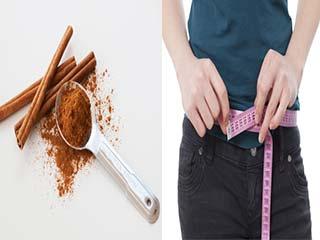 वजन घटाने के लिए दालचीनी का प्रयोग करें