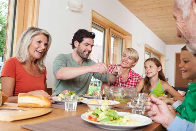 स्वस्थ खाने की आदत और मेमॉरी को बनाये रखना
