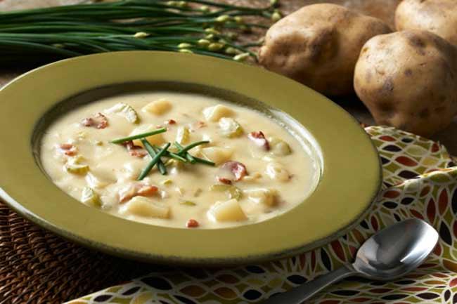 आलू का सूप