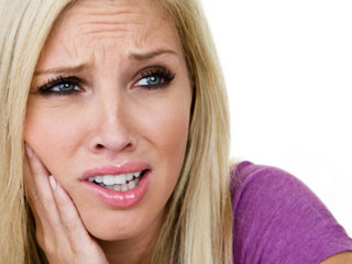 Jaw pain can indicate a malfunctioning body