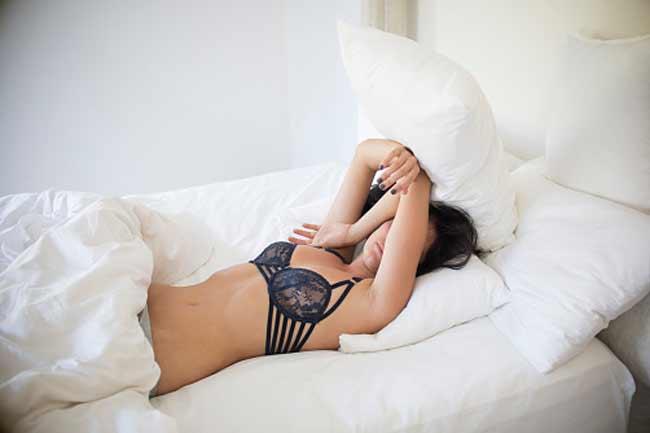 ब्रा पहनकर ना सोएं
