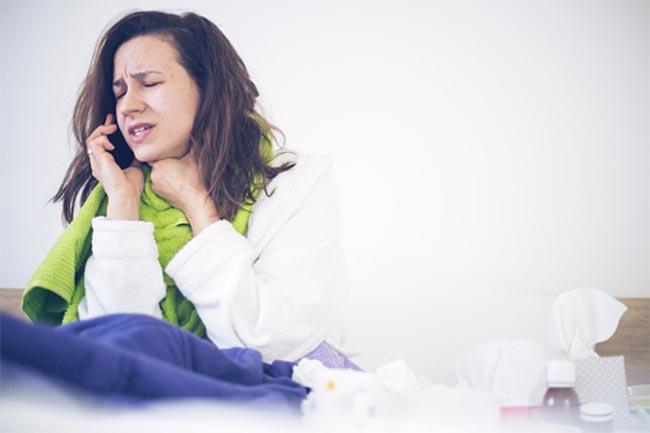 सर्दी, खांसी और गले के संक्रमण को दूर करें