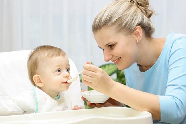 शिशु के लिए दाल का पानी