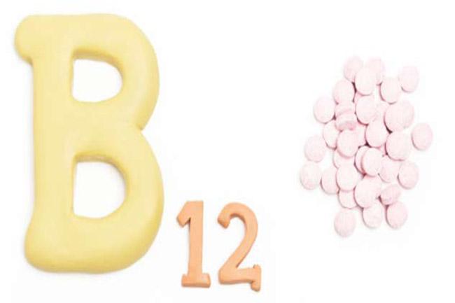विटामिन बी 12 के लिये खाद्य पदार्थ