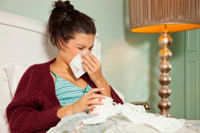 जुकाम और फ्लू से बचाये