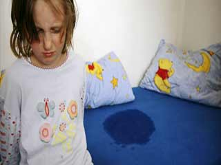 बिस्तर गीला करने के आयुर्वेदिक उपचार