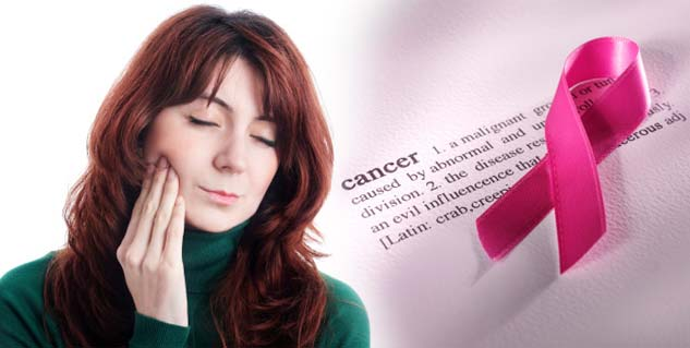 oral health and breast cancer in hindi