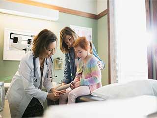 बच्चों में सामान्य स्वास्थ्य समस्या