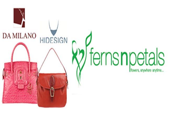 Da Milano & Hi Design &  Ferns n Petals