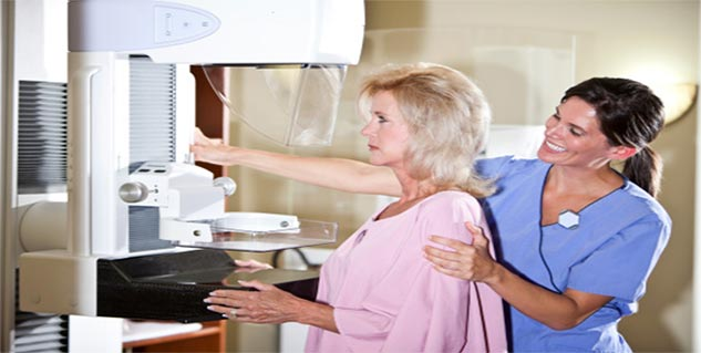 mammography in hindi