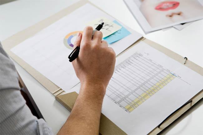 पेन व फाइल