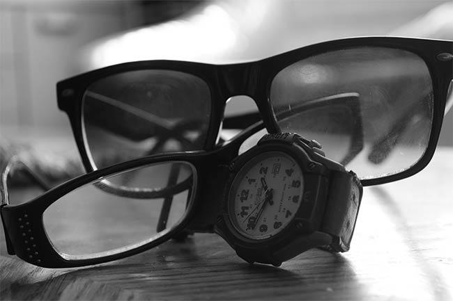 घड़ी हो या चश्मा