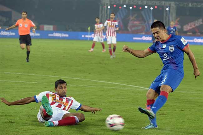 कलकत्ता के फुटबॉलर्स