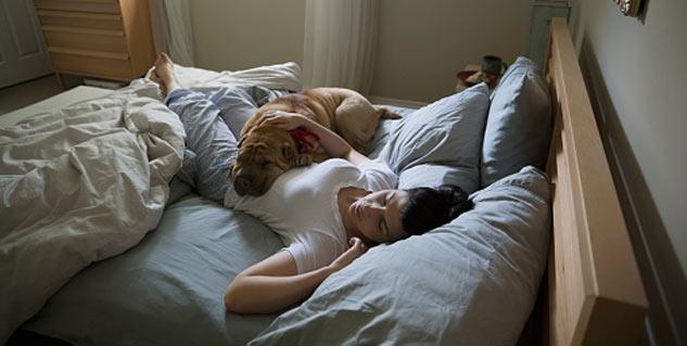 Sleeping benefits