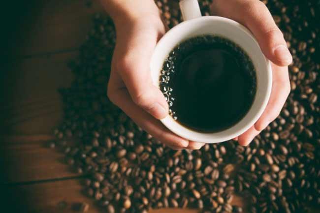 कॉफी निखारें खूबसुरती