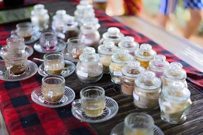चाय के प्रकार