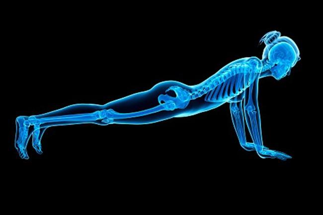 हड्डियों को मजबूत बनाता है