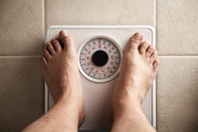 वजन को नियंत्रित करता है