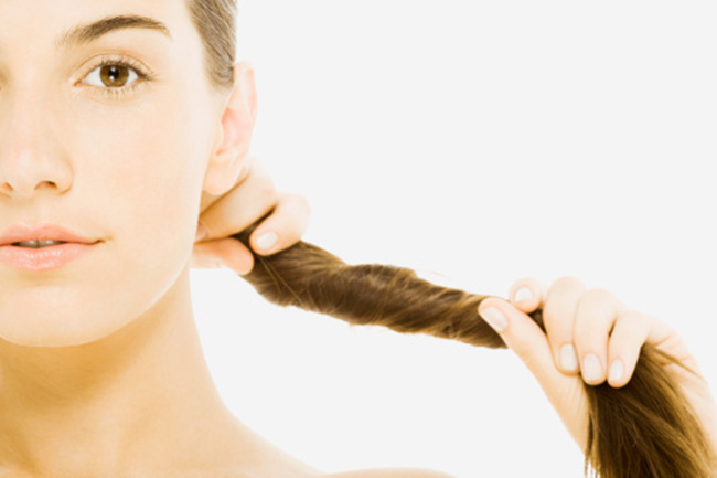 बालों को मजबूत बनाए