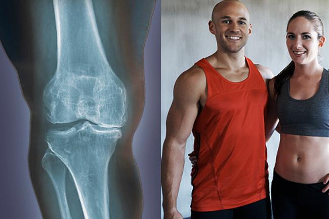 मांसपेशियों और हड्डी स्वास्थ्य के लिए अच्छा
